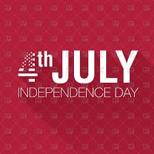 Independence Flag American Flag 4th July American Independence Day Royalty Free