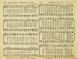 Seeking Song In Song For All Religious Services Nearly One Thousand