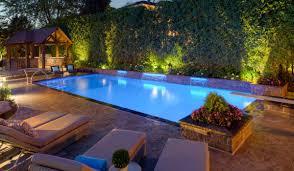 Pool Landscape Pictures by Landscape U0026 Pool Lighting Betz Pools