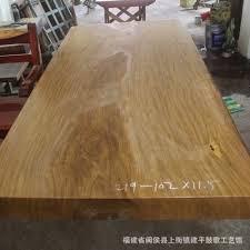 Teak Computer Desk Teak Wood Big Board Tables Wang Whole Plate Personalized Home