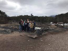 Wildfire Ranch by Nothing Made It U0027 Ranch That Offered Trail Rides Gutted By