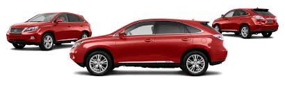 lexus rx red 2011 lexus rx 450h awd 4dr suv research groovecar