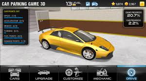 car parking game 3d real city driving challenge android apps