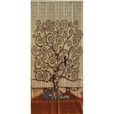 beaded door curtains bamboo wall hanging drapes room divider beads