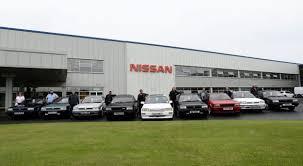 nissan finance jobs sunderland bluebird fans visit nissan factory car news reviews u0026 buyers guides