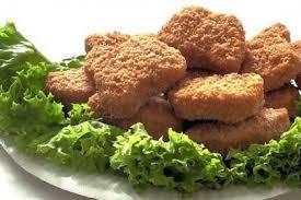membuat nugget ayam pakai tepung terigu mudah nugget ayam ganti tepung dengan roti tawar