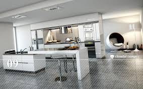 Program To Design Kitchen by Audio Visual Systems Besides Cafe Restaurant Interior Design Ideas