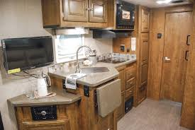 Trailer Kitchen Cabinets Camplite Cl21rbs Ultra Lightweight Travel Trailer Floorplan