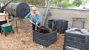 backyard composting workshop the water conservation garden the