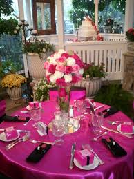 centerpieces for quinceaneras ideas flower table centerpiece is
