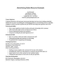 resume sles for advertising account executive description salesperson resume exle the salesperson resume can be a good
