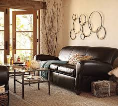 Formal Living Room Ideas Modern by Elegant Dark Brown Three Seat Sofa Design Modern Formal Living