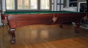 carom billiards table for sale buy 9 paragon pool table used at dynamic billiard online store