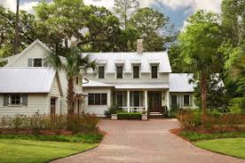 Southern Low Country House Plans Lowcountry Style Property In South Carolina Offers Beautiful