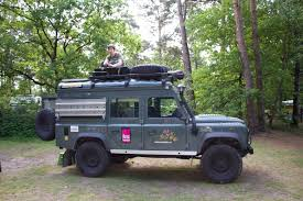 new land rover defender coming by 2015 featured vehicle 4 wheel nomads u0027 land rover defender u2013 expedition