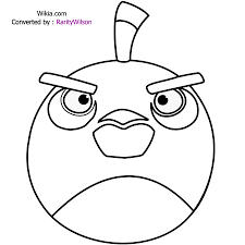 free printable angry bird coloring pages for kids 26173