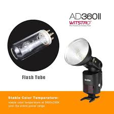 aliexpress buy godox ad360 360w wistro ad360ii flash
