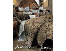 Luxury King Comforter Sets Aico Furniture Portofino Bedding Set King By Michael Amini 13