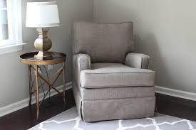 Upholstered Rocking Chairs For Nursery Furniture Wonderful Upholstered Glider Rocker With