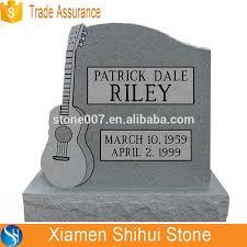 headstones and memorials granite guitar headstones monuments wholesale headstones