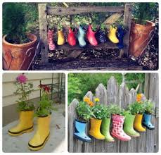 Recycled Garden Art Ideas - 90 best recycled stuff images on pinterest crafts diy and gardening