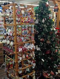 tree sale ornaments weavers hardware sales