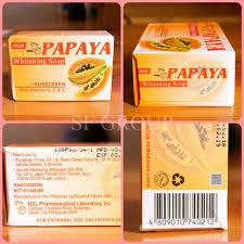 Sabun Rdl sabun papaya pepaya rdl sabun wajah bpom pandawi shop