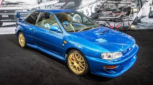 subaru bugeye jdm evolution of the subaru sti autotrader ca
