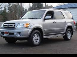 2002 toyota sequoia strongauto