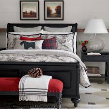 Black And White And Red Bedroom Vintage Country Bedroom Black And White Bedroom Ethan Allen