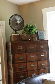 Library File Cabinet Dishfunctional Designs Vintage Library Card Catalogs Transformed
