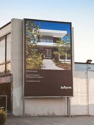 architectural design firms new brand identity for inform by hofstede bp u0026o