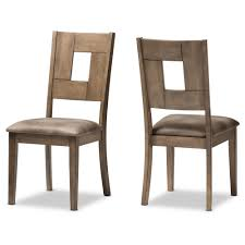 leather dining chairs dining room furniture affordable modern