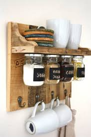 best 25 diy coffee shelf ideas on pinterest hanging jars