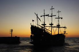 pirate ships history and culture