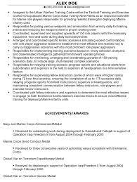 military to civilian resume template chic design veteran resume