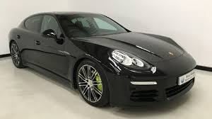 Porsche Panamera 2015 - for sale porsche panamera s e hybrid 2015 black sunroof
