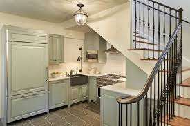 kitchen alcove ideas kitchen alcove ideas kitchen traditional with metal stair railing