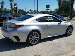 export lexus from usa used 2015 lexus rc 350 sport coupe for sale in jacksonville fl