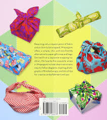 wrapagami the art of fabric gift wraps jennifer playford