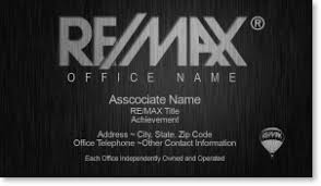 Office Max Business Card Template Remax Realtor Balloon Business Card Template Design Real Estate