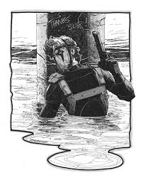 grifter sketch in the water image picture display official