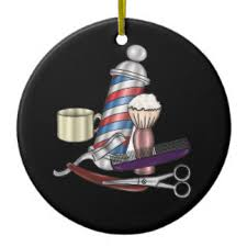 hair stylist ornaments keepsake ornaments zazzle
