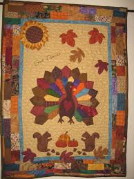 free thanksgiving turkey quilt block pattern by sindy rodenmayer
