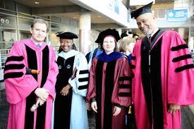 phd regalia faculty and administrators general studies