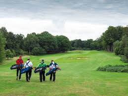 how far do you walk in a round of golf golf monthly