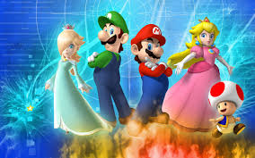 super mario bros wallpaper and background 1280x800 id 469128