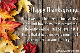 Thanksgiving Quotes Love Love Quotes For Her On Thanksgiving Thanksgiving Love Quotes For