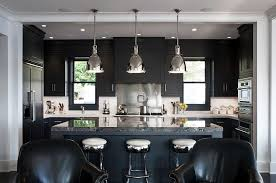 marble island kitchen kitchen black marble island adds a touch of luxury to the