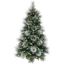 7ft juniper snow tree christmas trees christmas trees